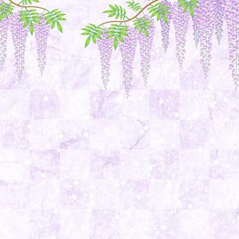등나무 배경 소재