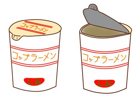 カップラーメン