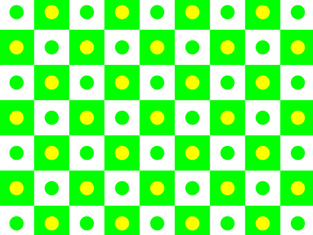 Block check + dot (green / yellow)