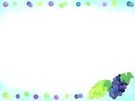 Grape frame