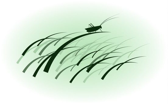 Grasshopper grassland