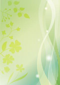 배경 / 잔디 꽃