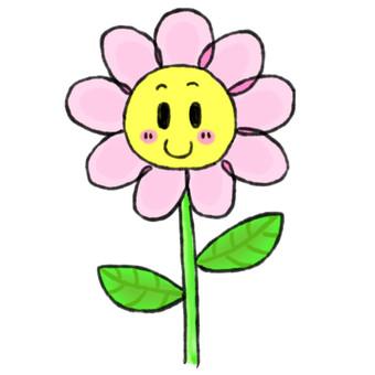 One-ring field flower