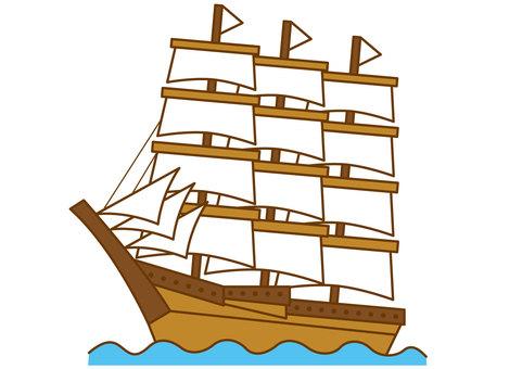 Sailing 4c