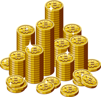 Bit coin stacking