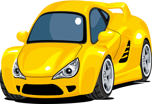 Car sports car automobile