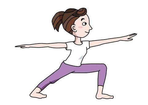 Yoga pose 6