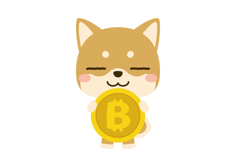Animals. Dog virtual currency 3