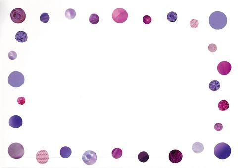 Dot frame series ~ perfect ~