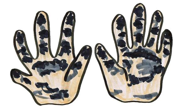 더러운 손
