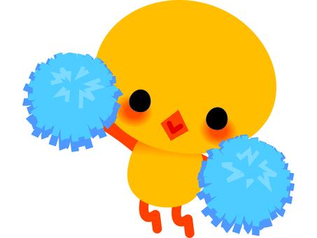 Chick and Pon Pon 2