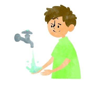 Hand wash 3