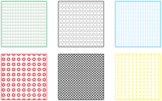 Pattern material 2