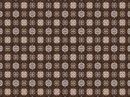 Chocolate colored wallpaper
