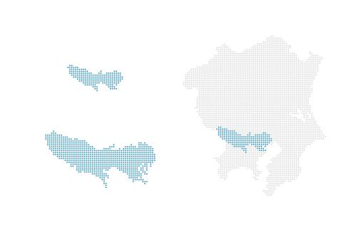 Dot Map Tokyo 2