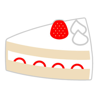 Cake (strawberry)
