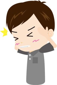 Headache (male)