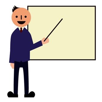 Instructor and Whiteboard 1