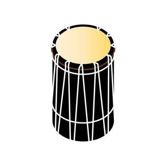 African folk instrument Dunduun