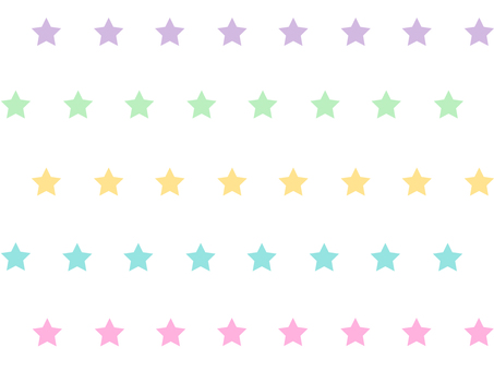 Mini star pattern (multi)