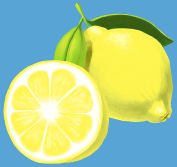 切檸檬檸檬