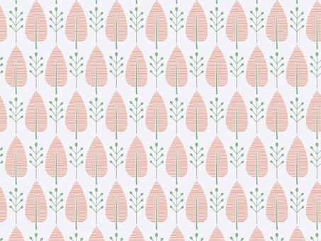 Scandinavian style wallpaper