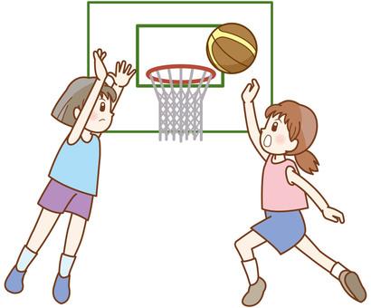 バスケ少女ラインG