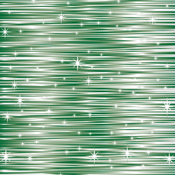 반짝 유선 (녹색)