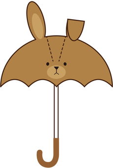 Netherlands Dwarf umbrella