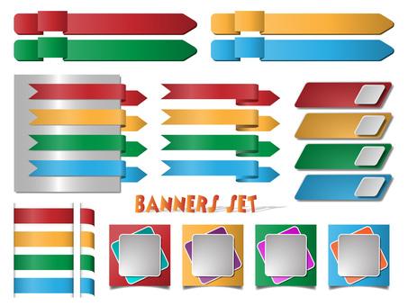 Banner set (no mark)