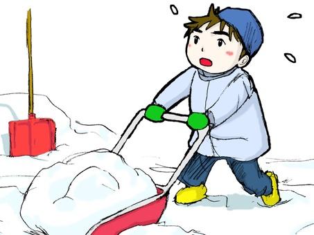 Snow shovel 04
