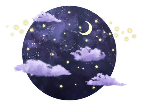 Starry sky 02
