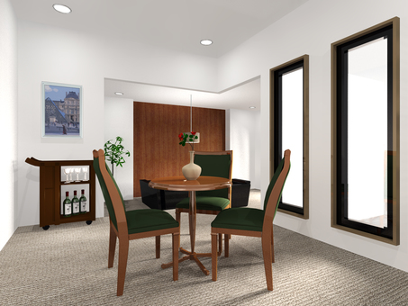 Living / dining (interior 3)