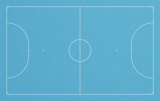 Futsal court 9