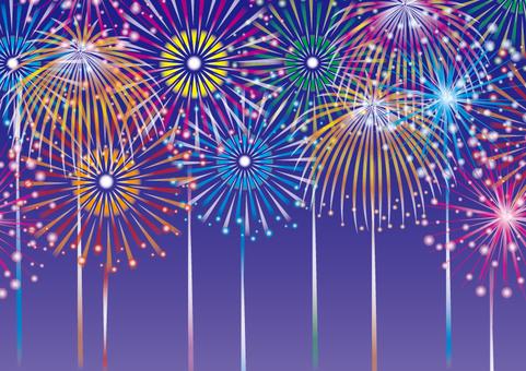 Fireworks Frame 3