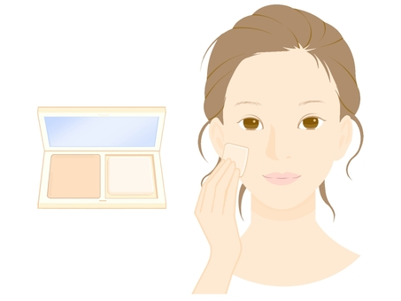 Makeup Procedure (2) Foundation