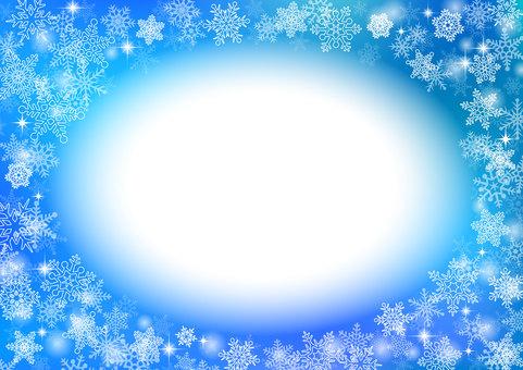 【Ai, jpeg】 Winter material 81