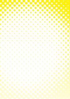 背景_點_漸變_黃色