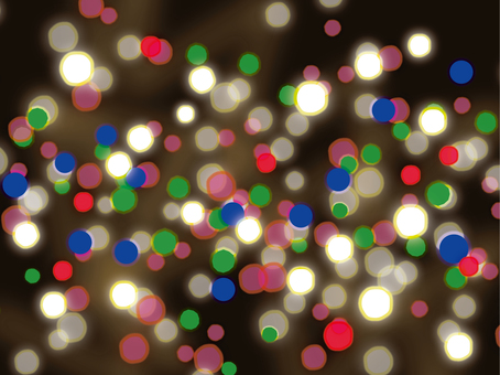 Illumination background (Christmas)