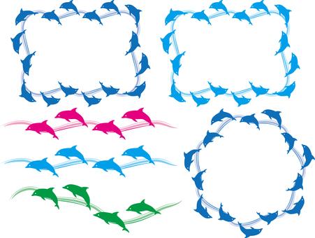 Dolphin line