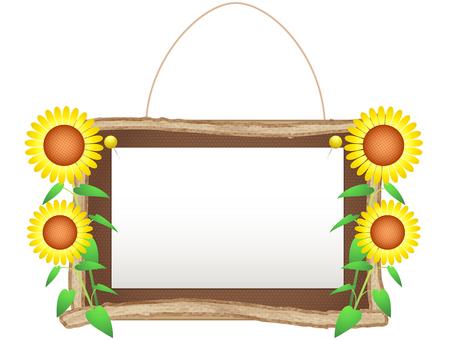 ai木板背景·壁紙·框架18