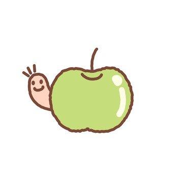 사과와 벌레