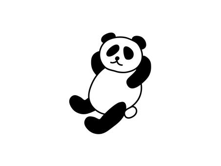 A moment of panda ...