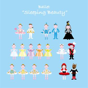 Ballet 'Sleeping Beauty'