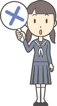 初中水手女人-095-全身