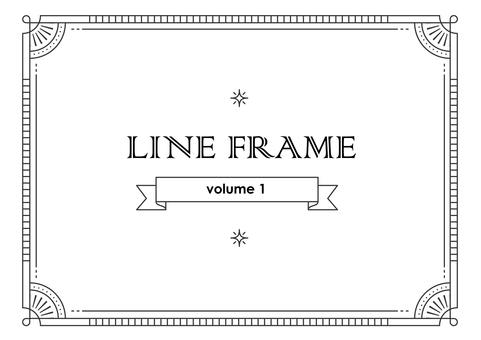 Line frame 1