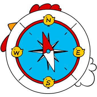 Compass ①