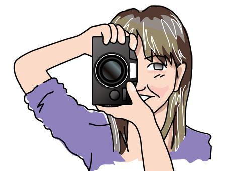 單鏡反光(11)女子B