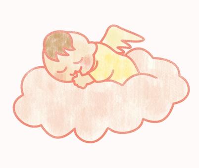 Angel's nap color 2