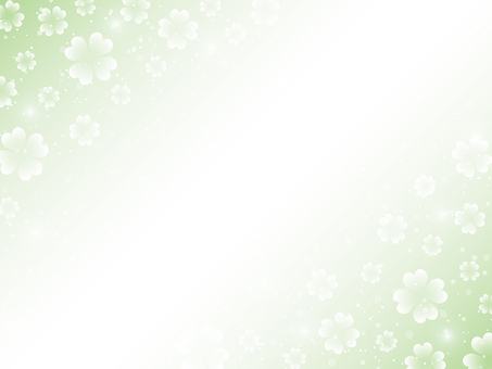 Clover background material